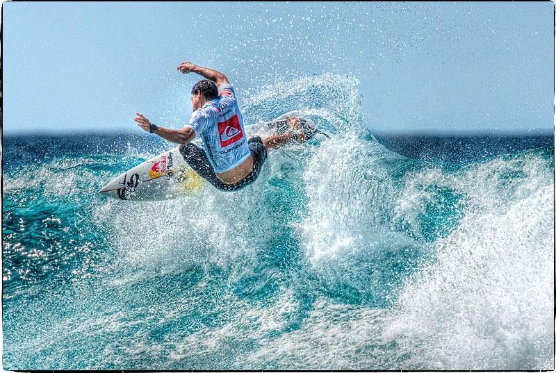 Surfer quiksilver